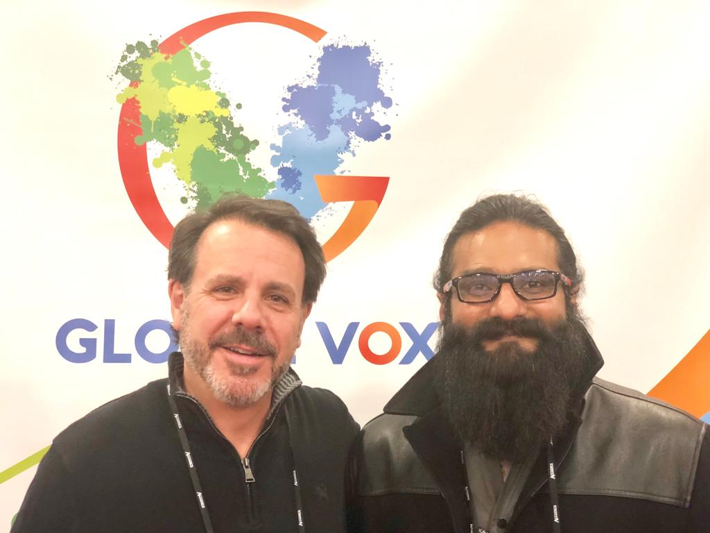 Global Vox Company Event